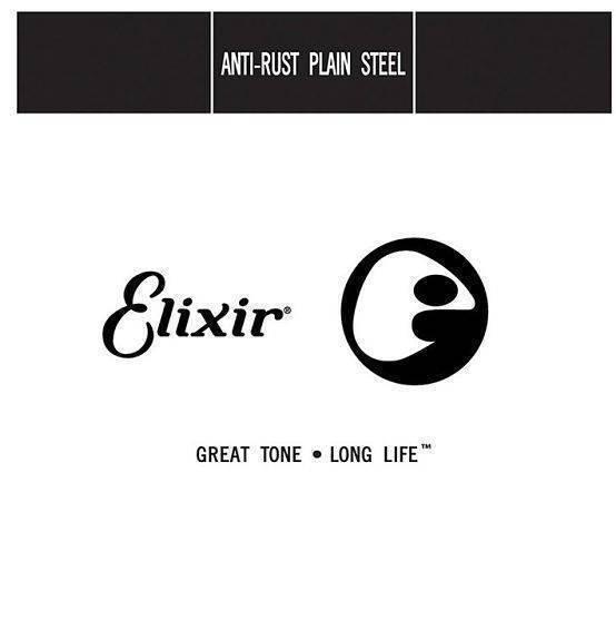 Cuerda Elixir Anti-Oxido para guitarra .022