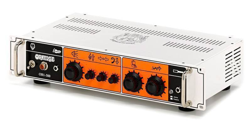 Amplificador Orange Para Bajo Electrico, 500w