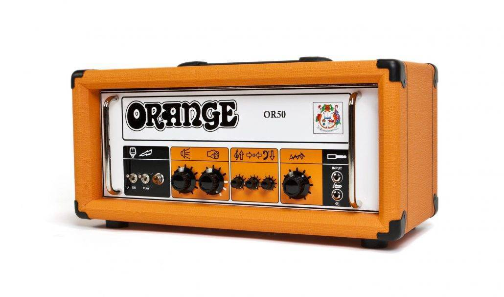 AMPLIFICADOR ORANGE PARA GUITARRA ELECTRICA, 50 W