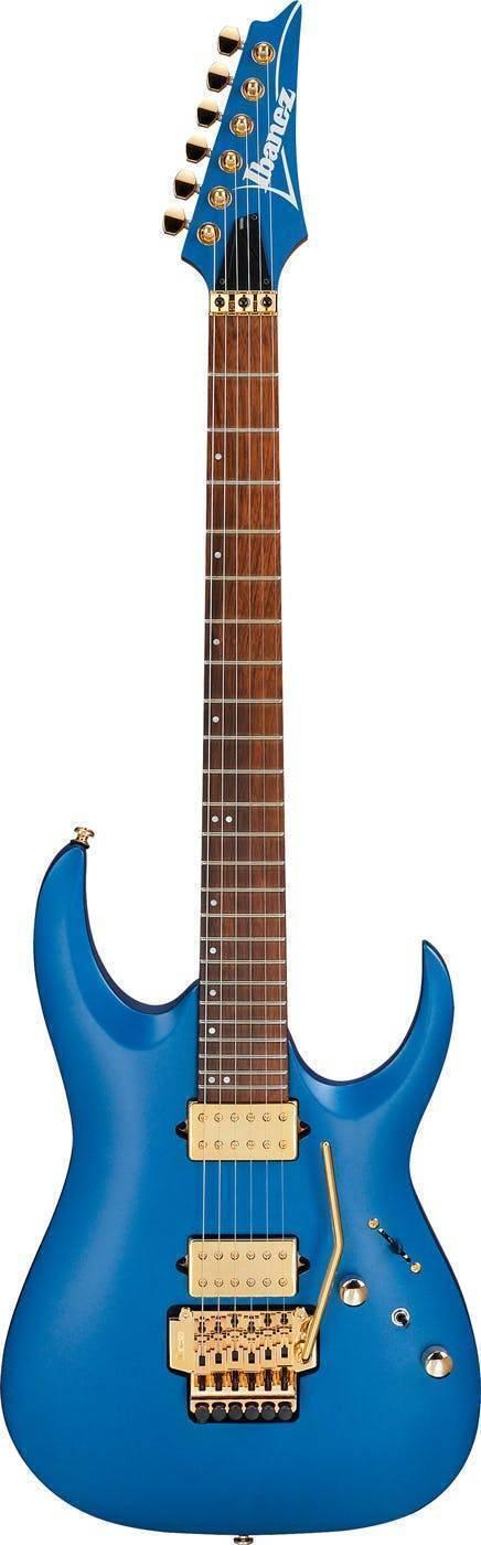 Guitarra Electrica Ibanez Rga Azul Mate