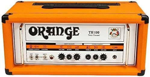AMPLIFICADOR ORANGE PARA GUITARRA ELECTRICA, 100 W