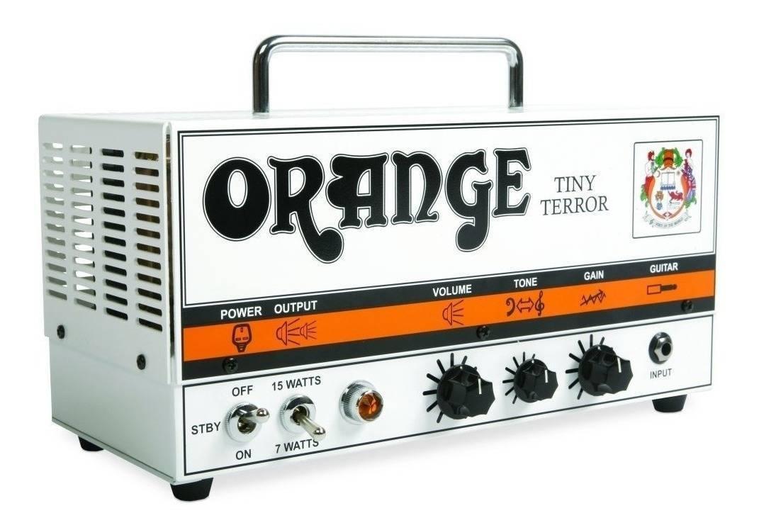 AMPLIFICADOR ORANGE TINY TERROR PARA GUITARRA ELECTRICA, 15W