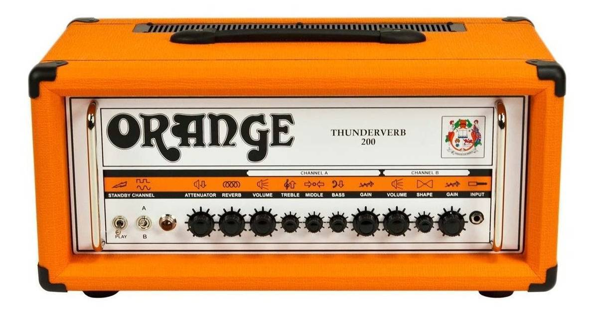 AMPLIFICADOR ORANGE THUNDERVERB PARA GUITARRA ELECTRICA, 100W