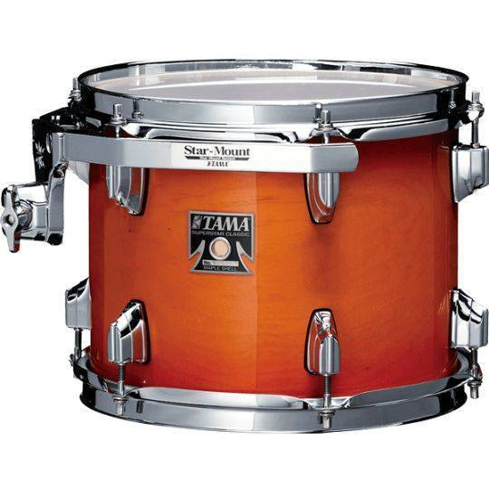 Bateria Tama SUPERSTAR CLASSIC MAPLE DE 7 PZAS