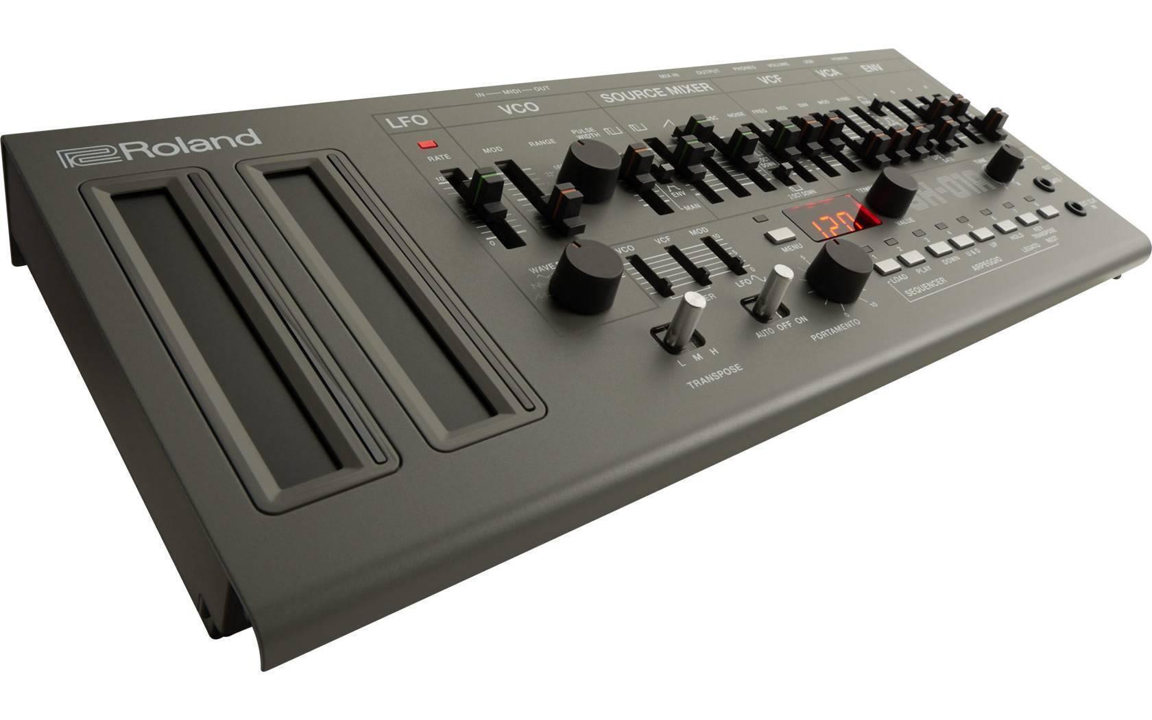 Sintetizador Modulo Serie Roland Botique