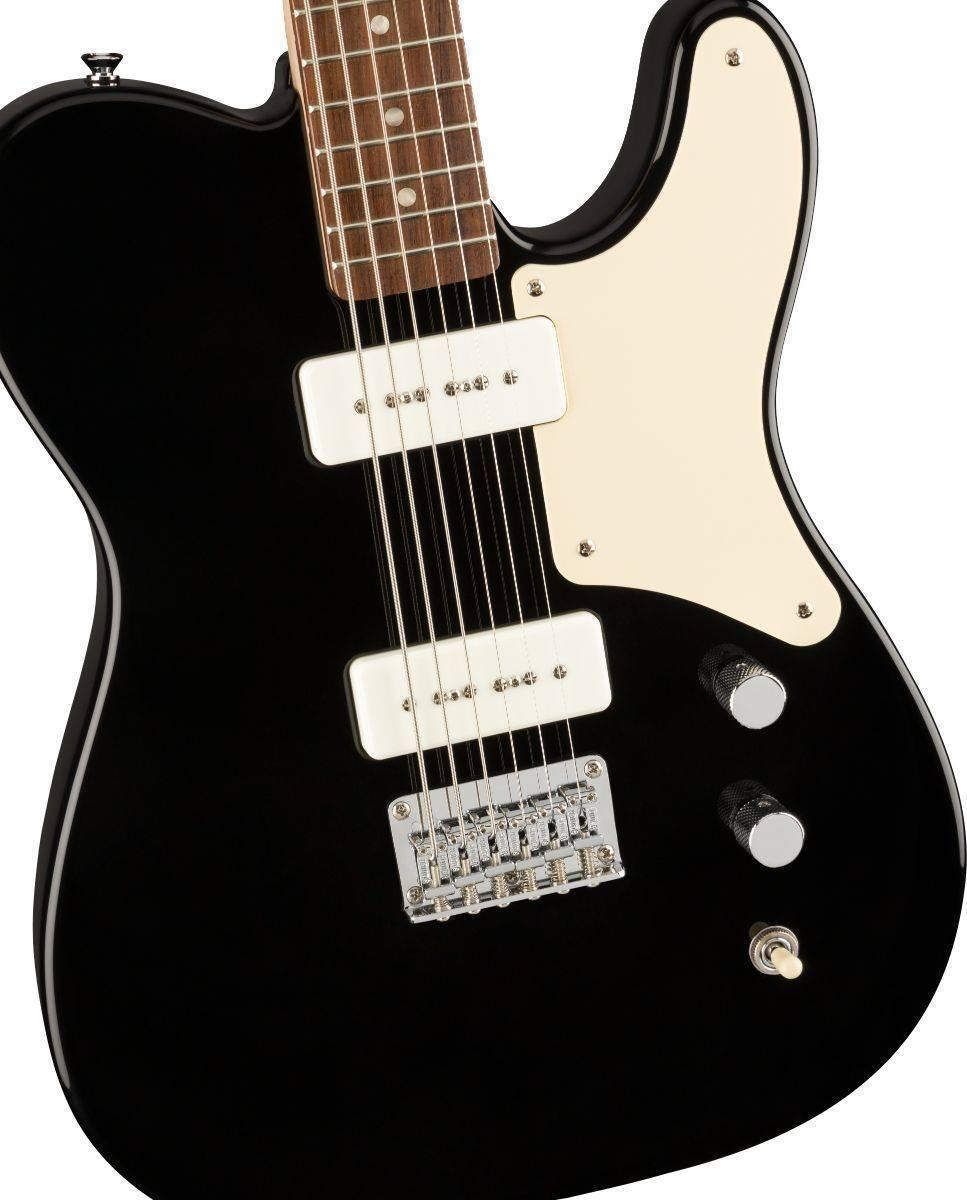 Guitarra Fender Telecaster Baritono Paranormal Carbonita