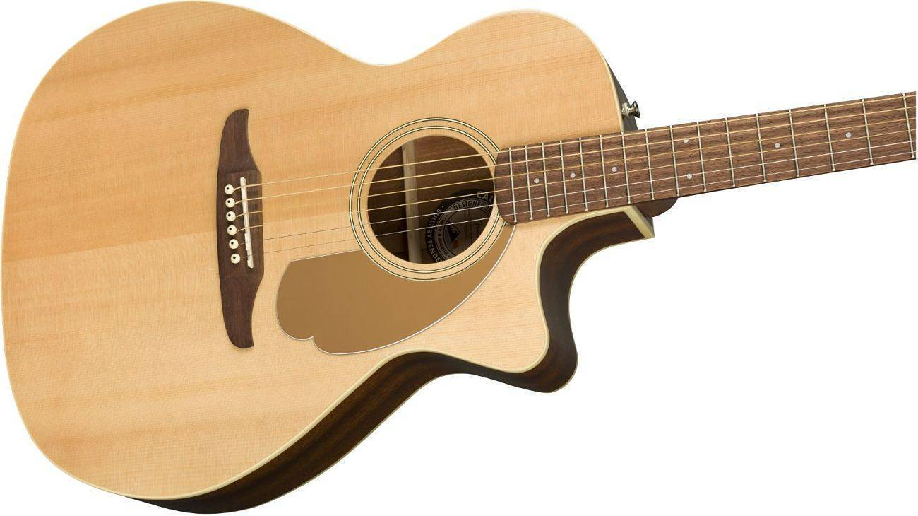 Guitarra Electroacustica Fender Newporter Player