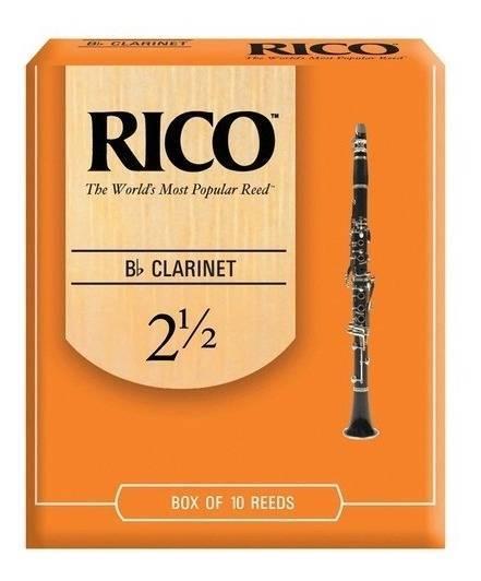 Caña para Clarinete Rico Royal RCA 1025