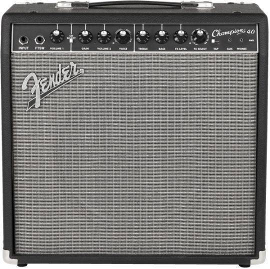 Amplificador Fender Champion 40 2330300000