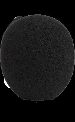 Shure A99WS Paravientos de micrófono de espuma para micrófonos de cuello de cisne