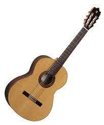 "Guitarra Clásica Alhambra  ""Iberia Ziricote"""