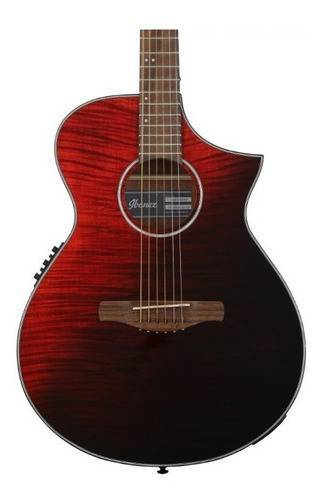 Guitarra Electroacustica Ibanez AEWC32