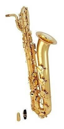 Saxofon Baritono Blessing 6431L