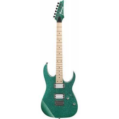 Guitarra Electrica Ibanez Rg Turquesa Brillante