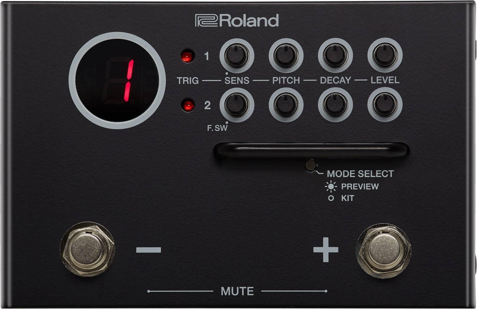 Modulo De Sonidos De Percusión Roland TM-1
