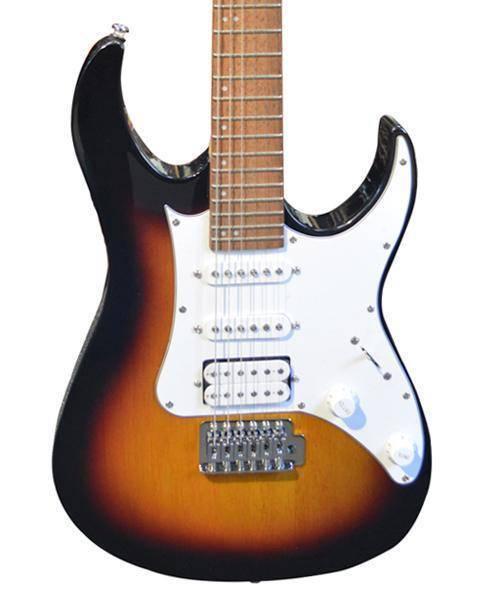 Guitarra  Eléctrica Cort Sombreada X100