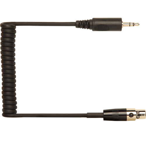 Shure WA461 Cable de audio estéreo TA3F a 3,5 mm