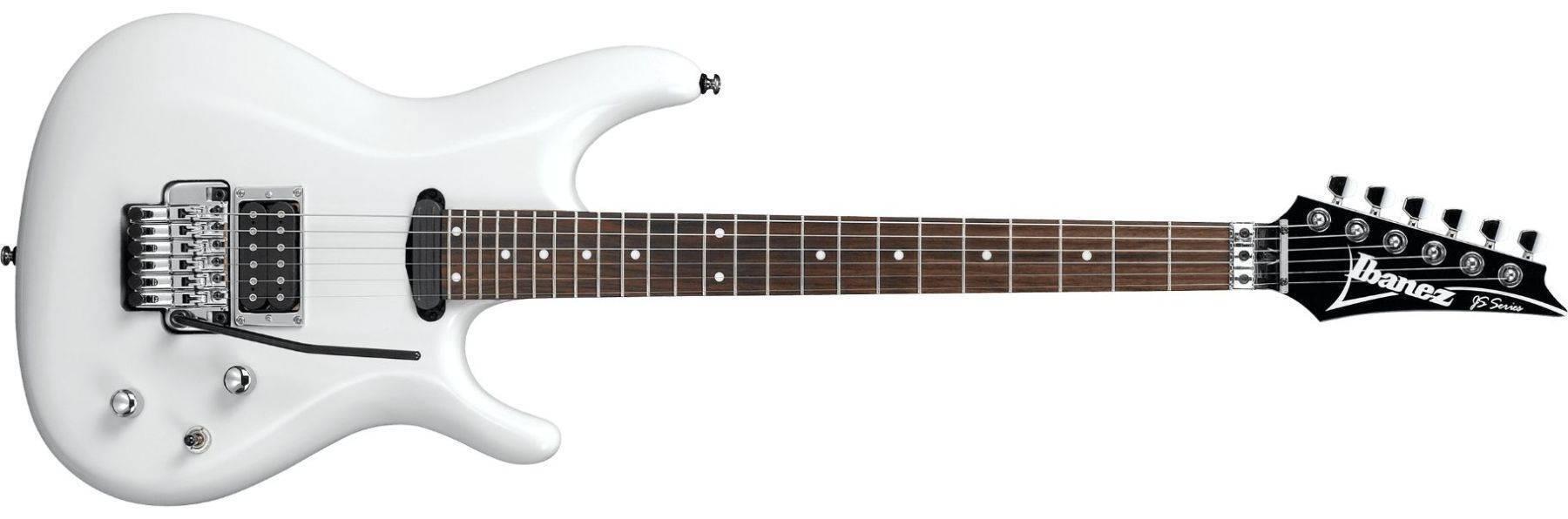 Guitarra Fender JOE SATRIANI BLANCA