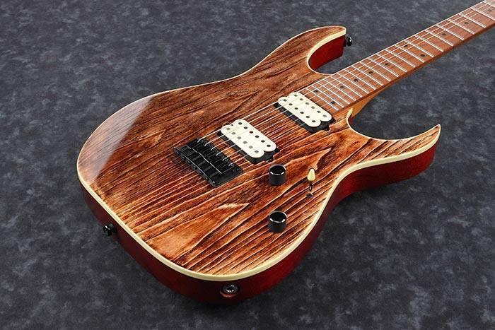 Guitarra ibanez Azul RG421HPAM-ABL