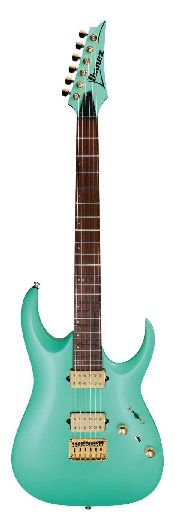 Guitarra Ibanez Verde Mate RGA42HP-SFM
