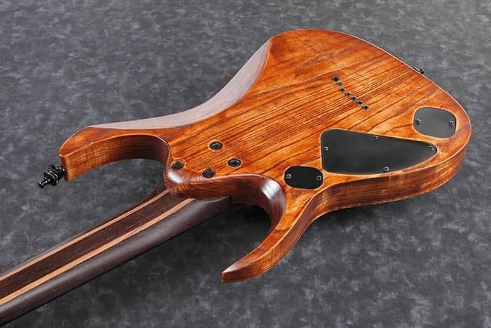 Guitarra Profesional Axion Label  RGD71AL-ANB