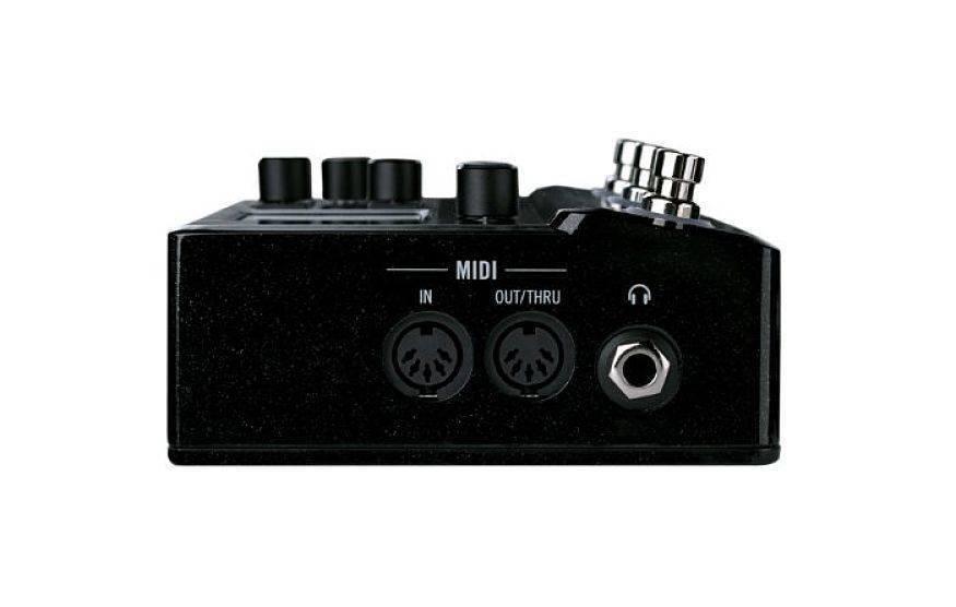 Modelador de efectos calidad Line 6 HX Stomp