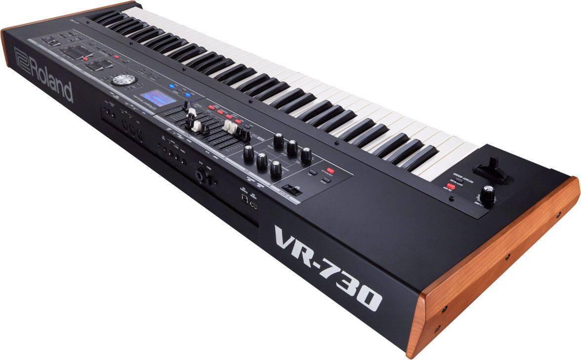 Sintetizador Roland VR-730