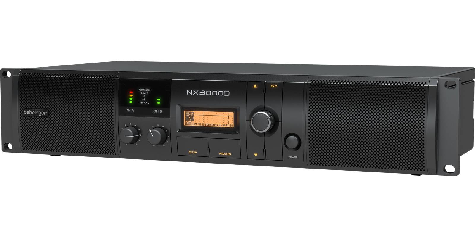 AMPLIFICADOR BEHRINGER PODER   NX3000D