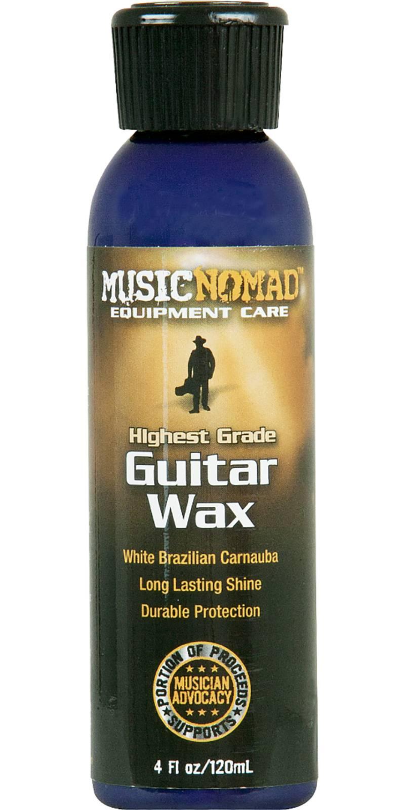CERA MUSIC NOMAD GUITAR WAX