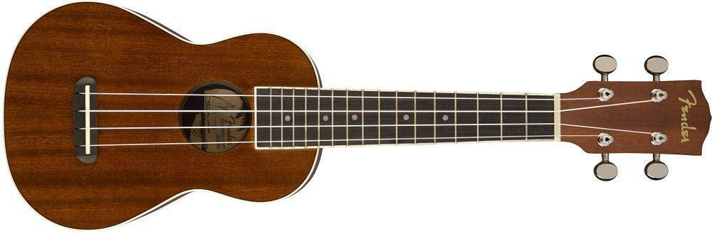 Ukulele Fender Seaside Natural 0971620522