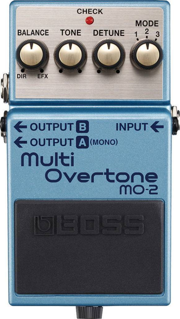 Pedal Boss De Efecto Multi Over MO-2