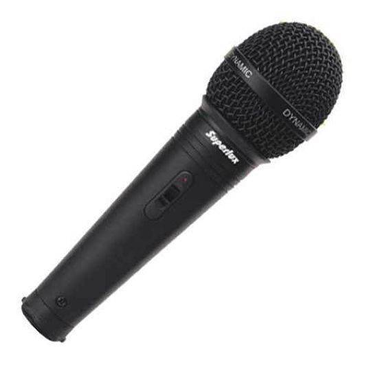 ECO-A1Microfono Dinamico Superlux