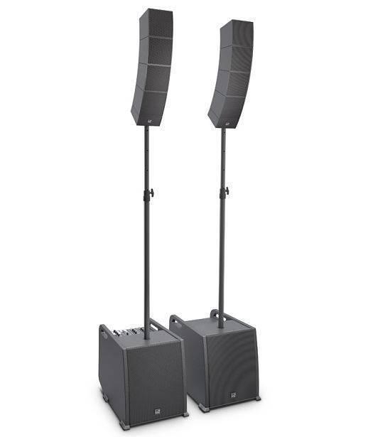 Sistema Lineal de audio LD Systems CURV500PS (Power Set)