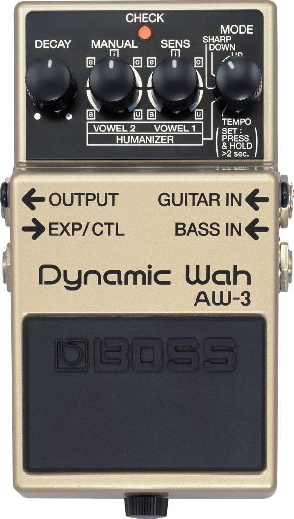 Pedal Boss WA-3 De Efecto Wah