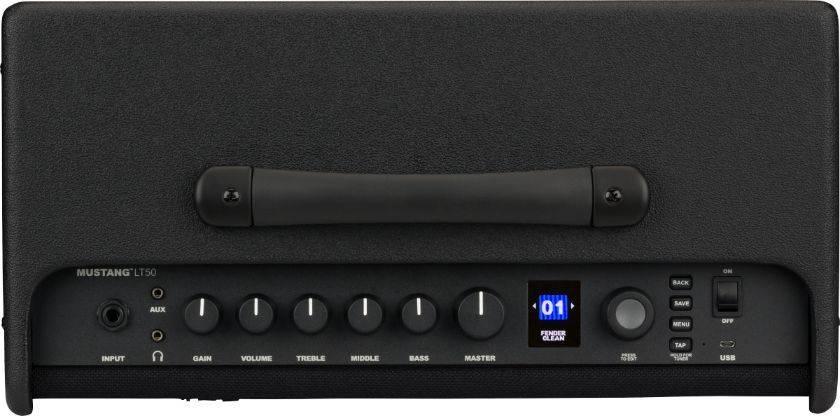 Amplificador Fender Mustang LT 50