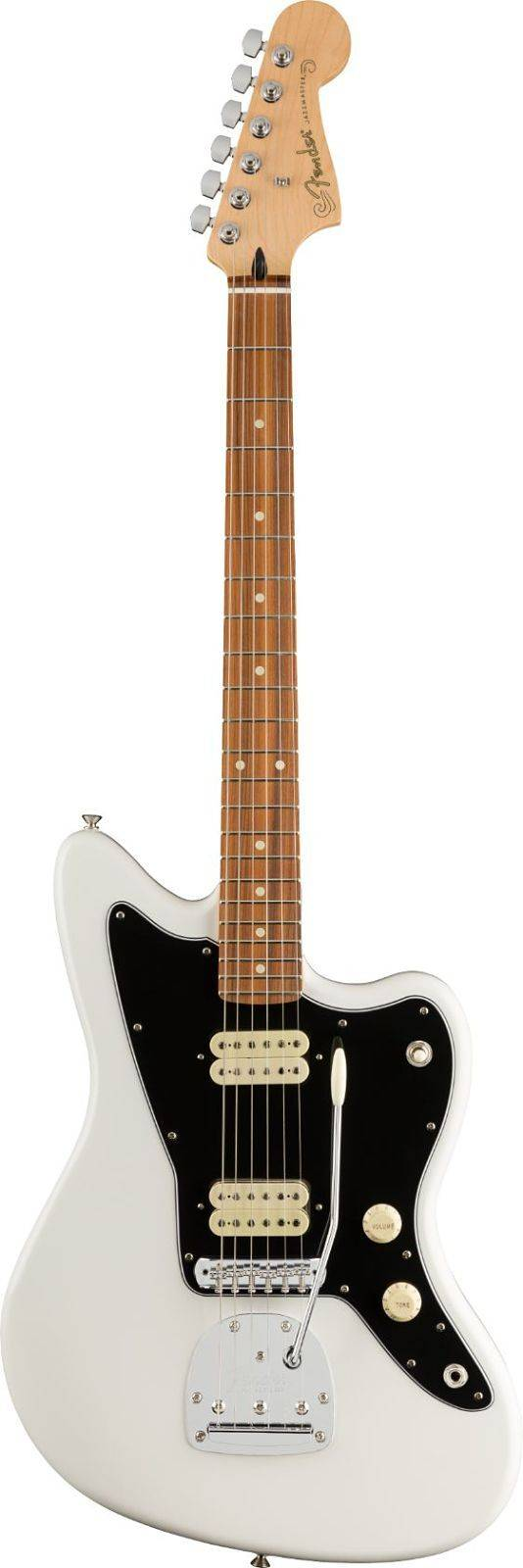 Guitarra Fender Player Jazzmaster Blanca