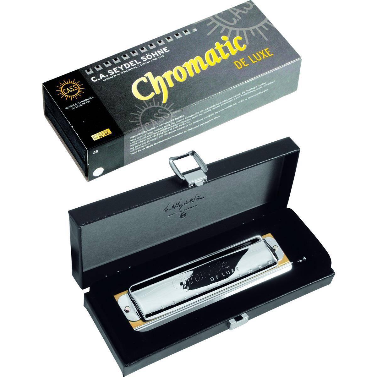 ARMONICA SEYDEL CHROMATIC DE LUXE