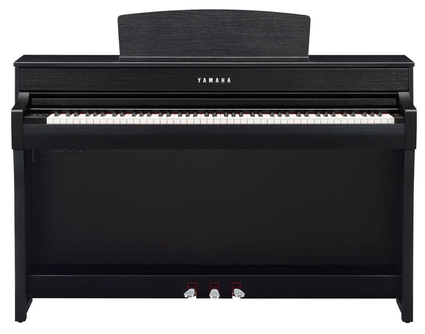 Piano Clavinova Yamaha CLP-745B Negro