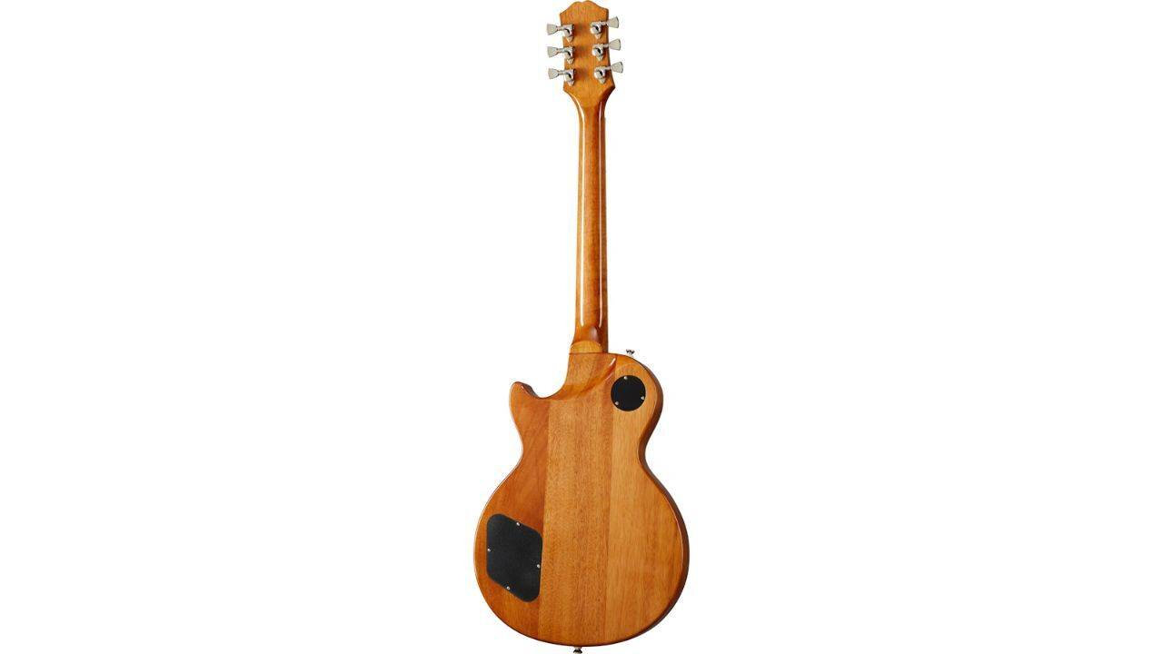 Guitarra Epiphone Les Paul Modern Roja Vintage Sparkling Burgundy