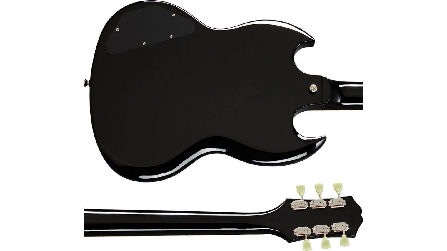 Guitarra Epiphone SG Standard Negra
