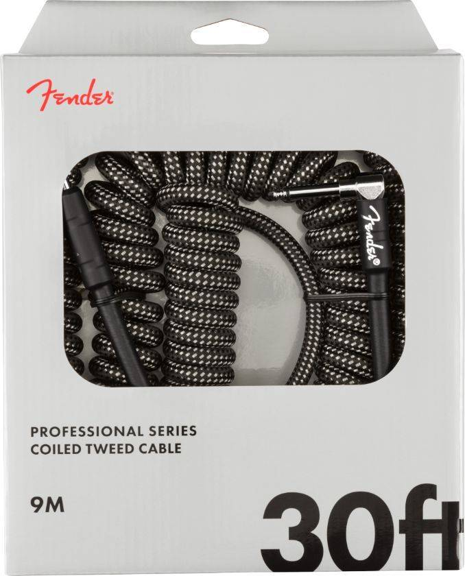 Cable Fender Profesional COIL CABLE TWEED 6 metros