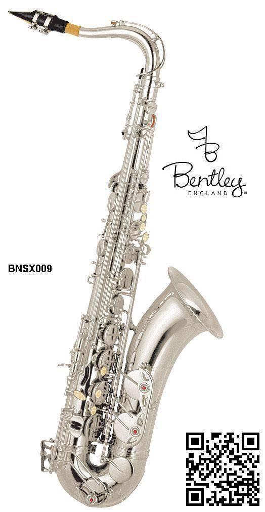 Saxofon Tenor Bb Niquelado Bentley