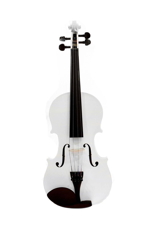 Violin Estudiante 4/4 Blanco Solid Spruce Amadeus Cellini