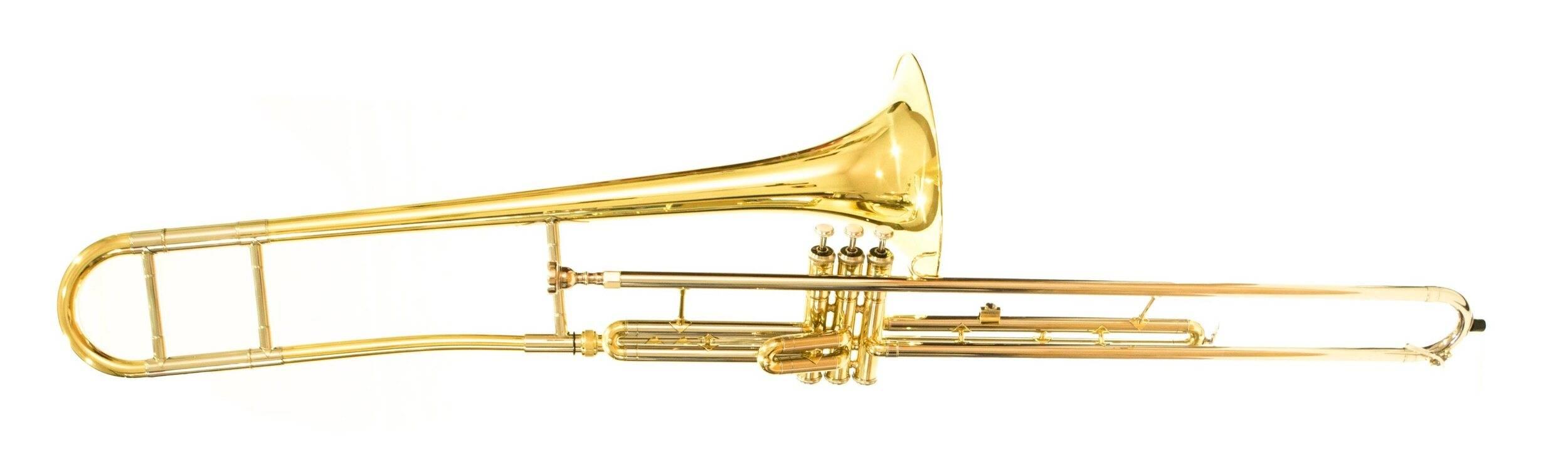 Trombon De Embolos Bach Sib Vt501