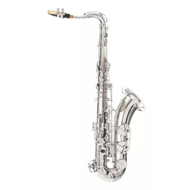 Saxofon Tenor Sib Niquelado Silvertone SLSX026