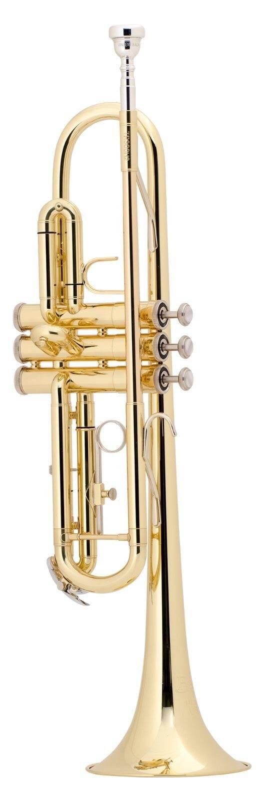 Trompeta Laqueada Bach Tr300H2