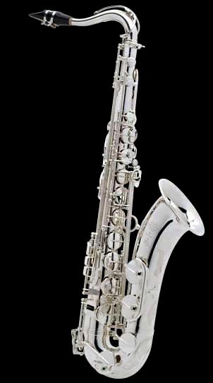 Saxofon Tenor Bb Niquelado Century