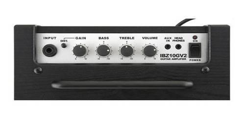 Combo Ibanez Para Guitarra Electrica 10w