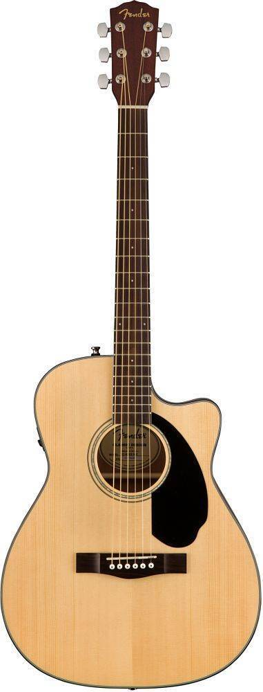Guitarra Fender CC-60SCE Natural 0961710021