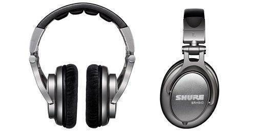 Audifonos Profesionales Shure SRH-940